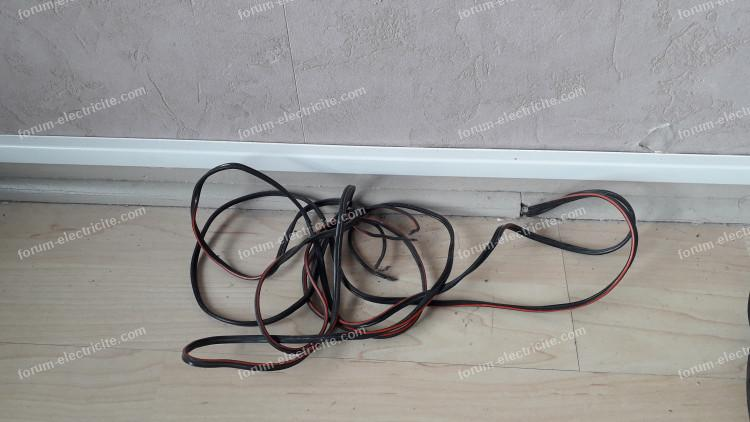 à quoi correspondent ces fils électriques
