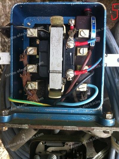 aide branchement electrique compresseur 05