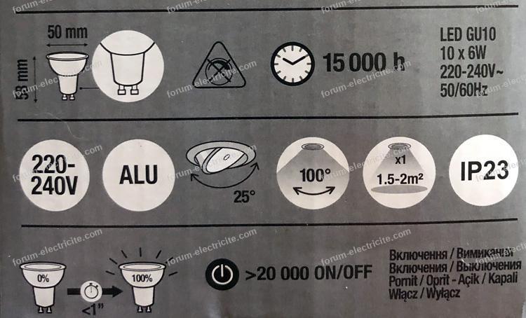 ampoule led 220 240 02