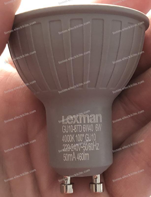 ampoule led 220 240
