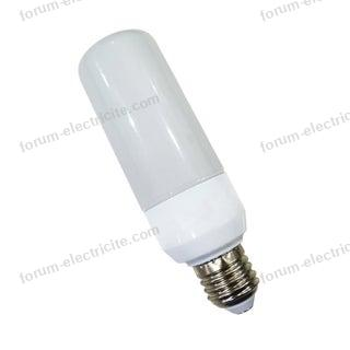 ampoule led opaque tube E27