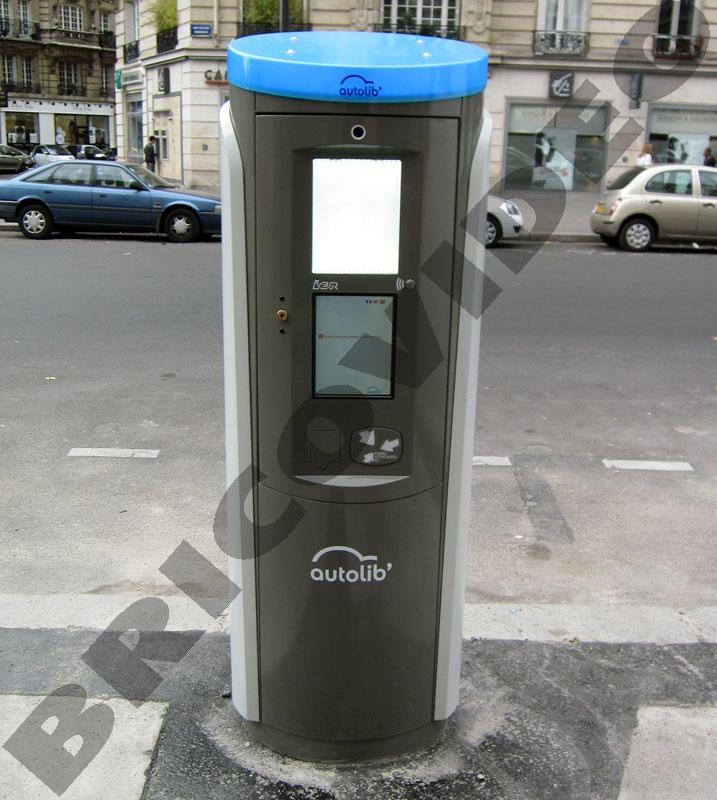 autolib recharge