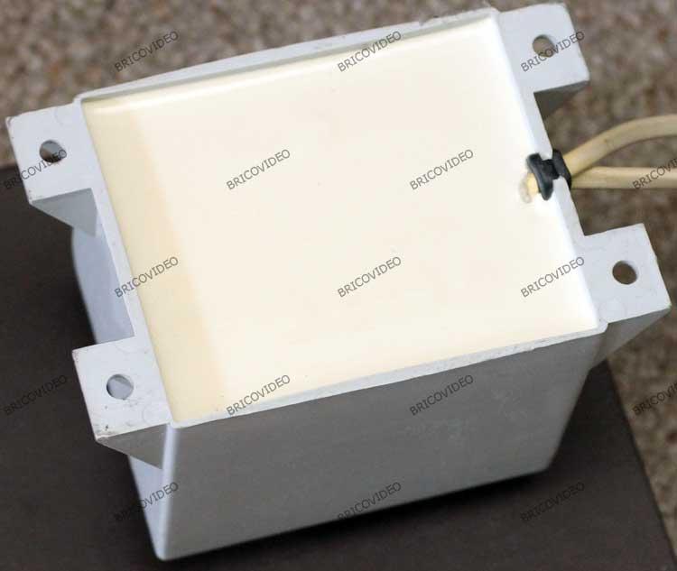 autotransformateur alimentation hifi
