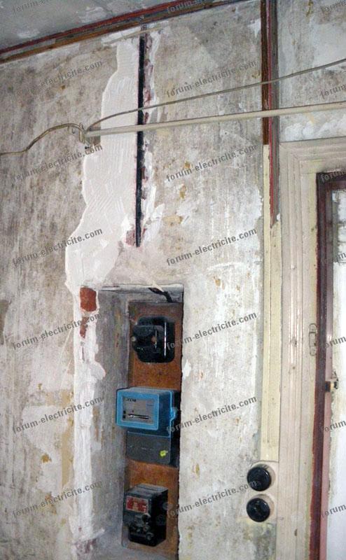 avis ancienne installation électrique