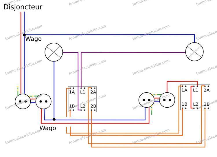 avis schéma électricité garage