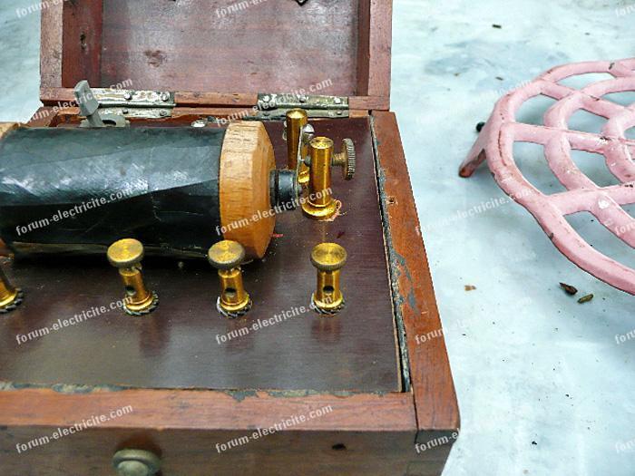 bobine de ruhmkorff