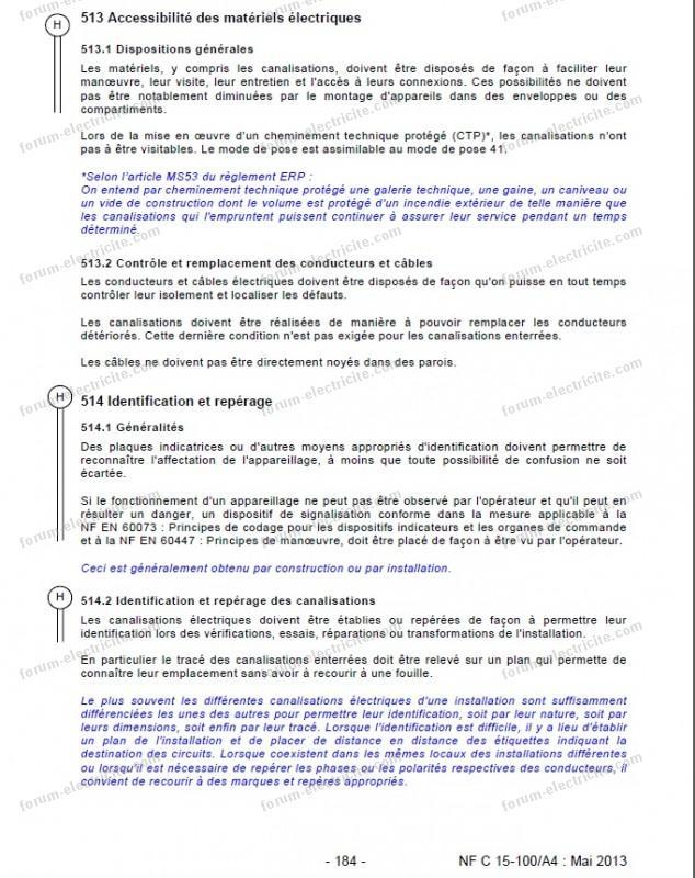 Normes branchement lectrique bo tes de d rivation - Boite de derivation electrique norme ...