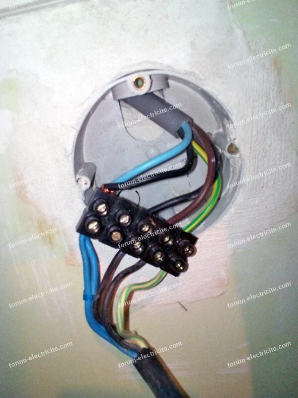 Forum Electricite Conseils Branchement Electrique Plaque De Cuisson Gaz