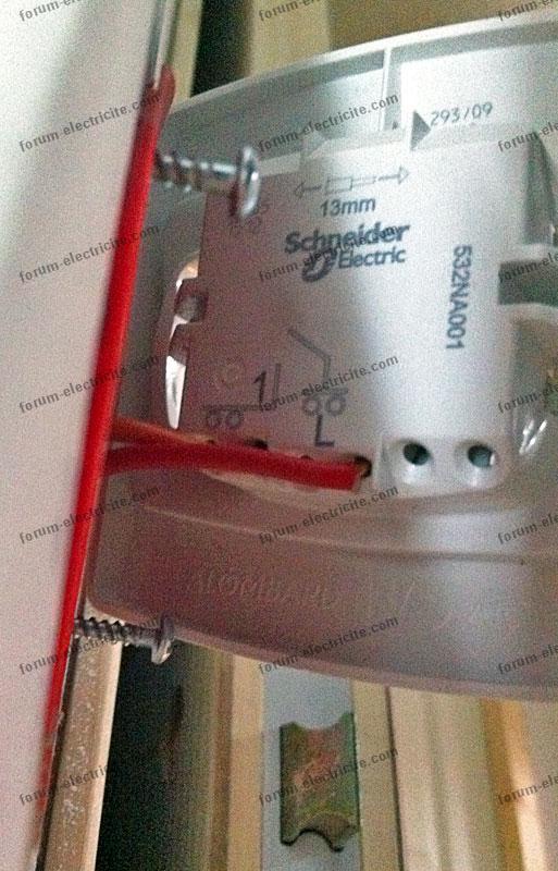 bricovid o panne t l rupteur ne fonctionne qu 39 au tableau conseils d pannage lectricit. Black Bedroom Furniture Sets. Home Design Ideas
