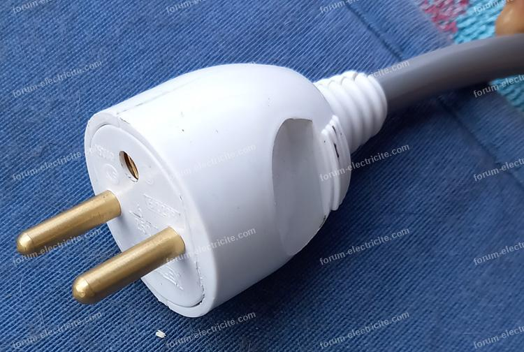 branchement câbles cuisinière Bosch