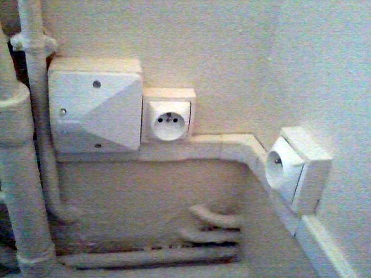 Conseils branchement prise électrique