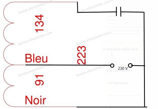 conseils branchement ventilateurs de pompe à chaleur