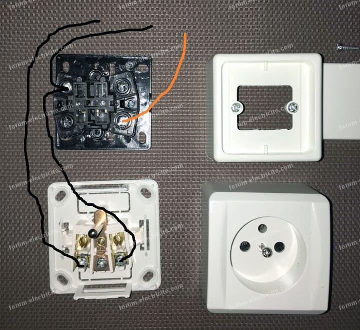 branchements electrique