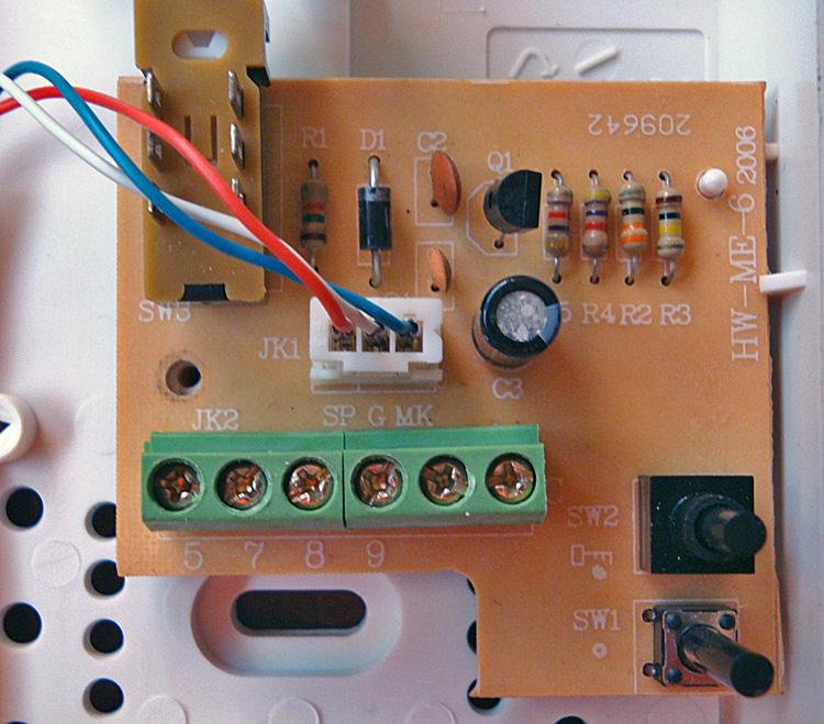 Brancher Interphone Probl U00e8me Installation Conseils Des