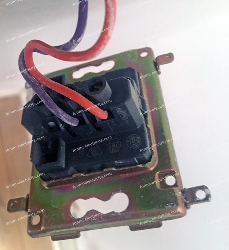 brancher variateur ventilateur de plafond