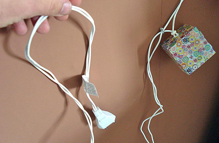 branchement interrupteur guirlande lectrique chambre de bb - Guirlande Electrique Bebe