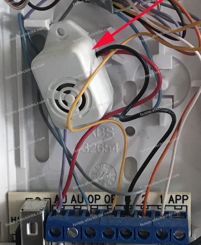 buzzer interphone