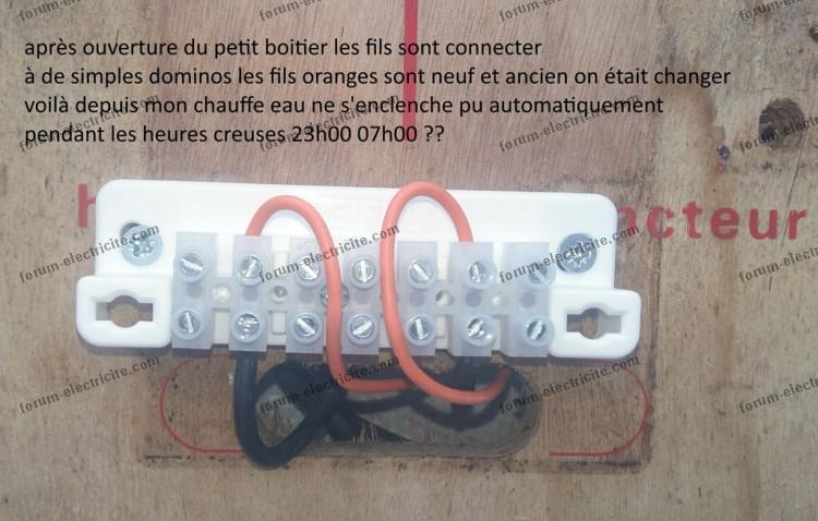 câblage compteur extérieur
