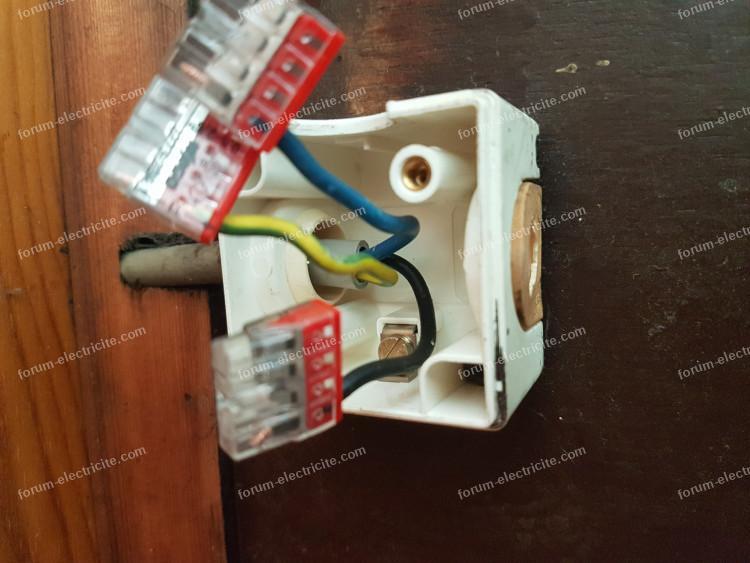 câblages simple allumage ampoule