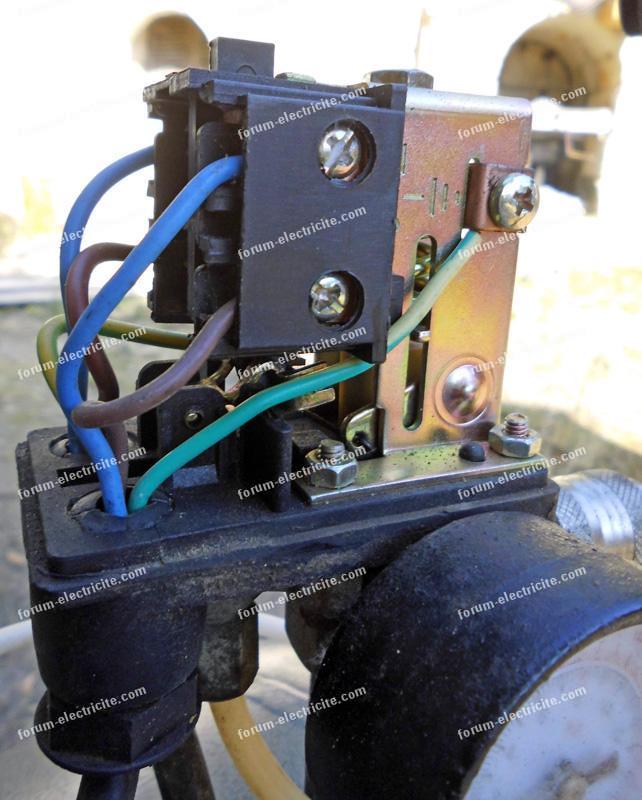 câbler condensateur compresseur