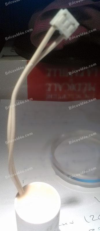 changer condensateur volet Bubendorff