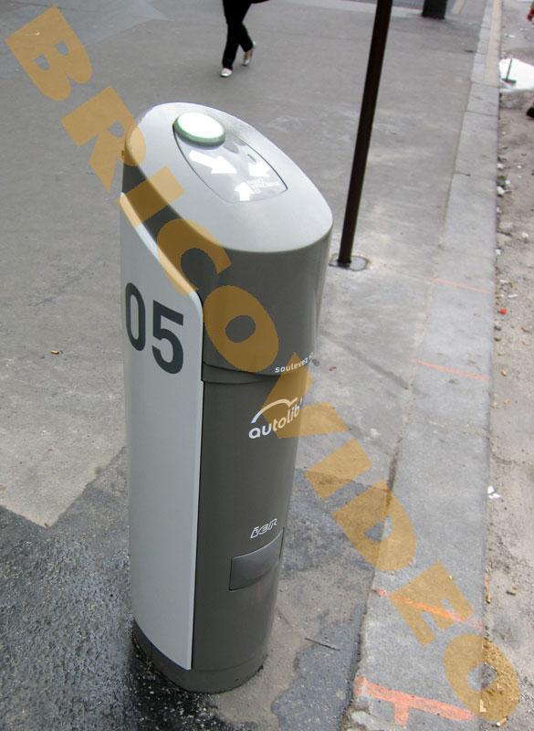 charge autolib