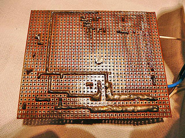circuit imprime variateur
