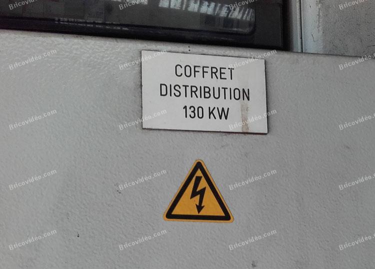 coffret de distribution
