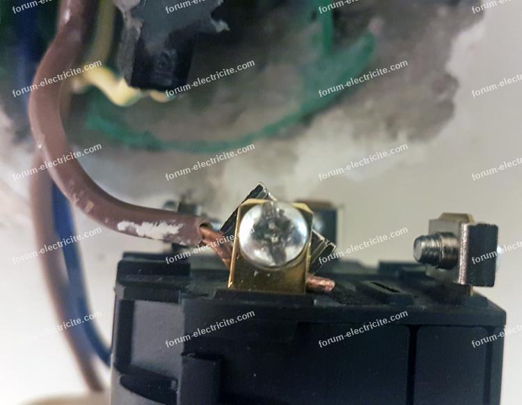comment bien mettre les fils électrique