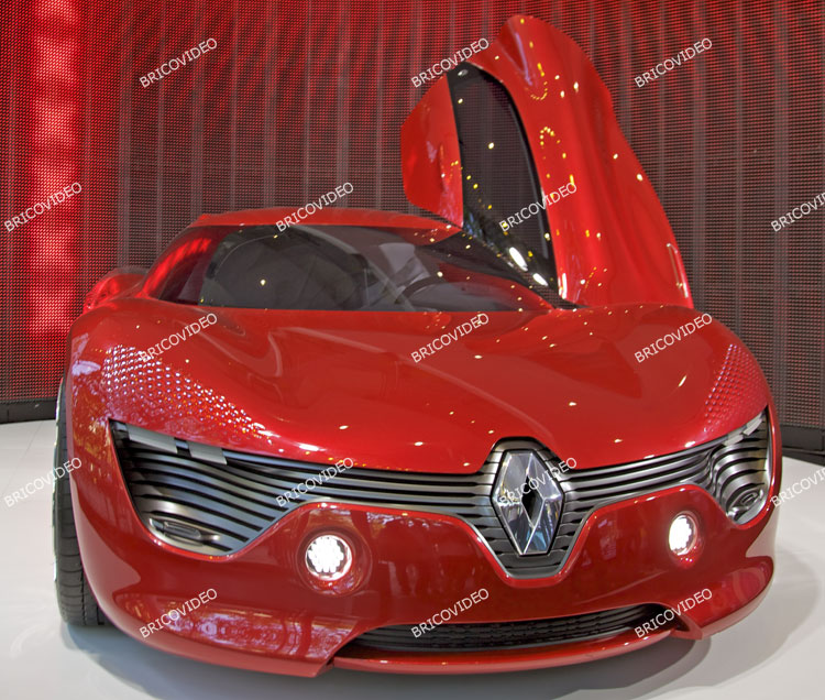 concept car voiture électrique