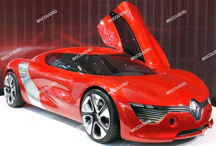 concept car renault electrique