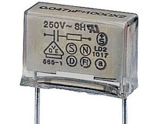 condensateur anti-parasite 0.047 µF