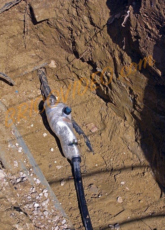 kits de connexion pour câbles enterrés