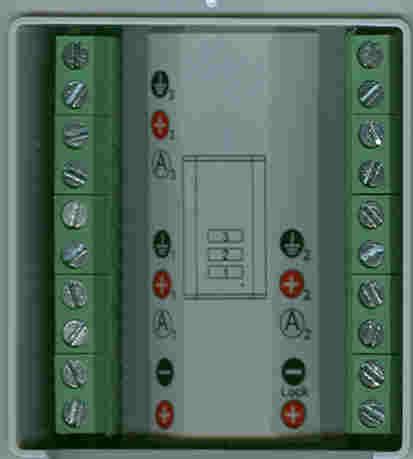 connexions portier elro ib63