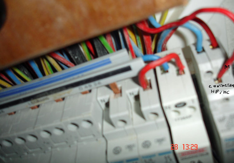 conseils branchement électrique