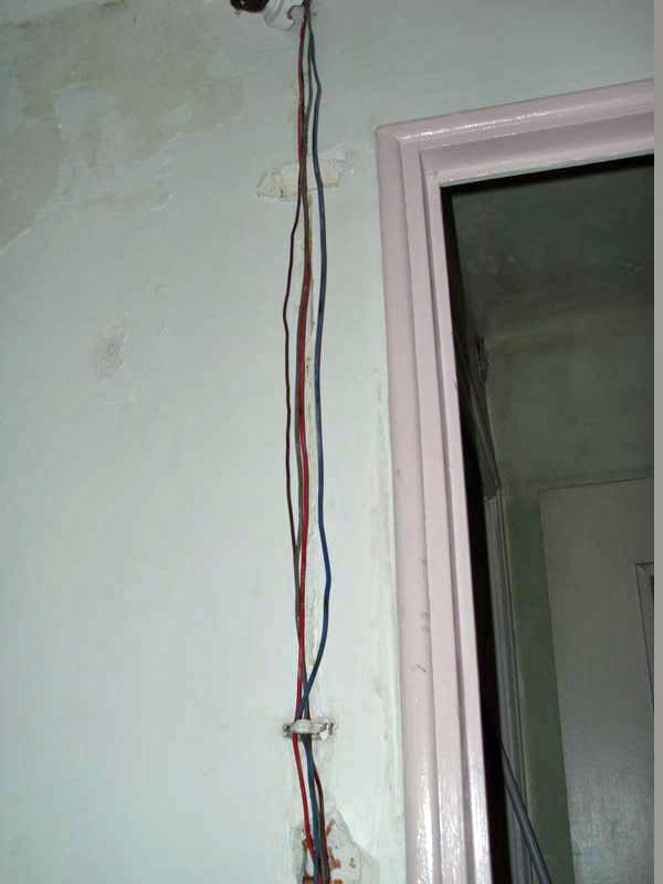 couleur répartition fils électrique