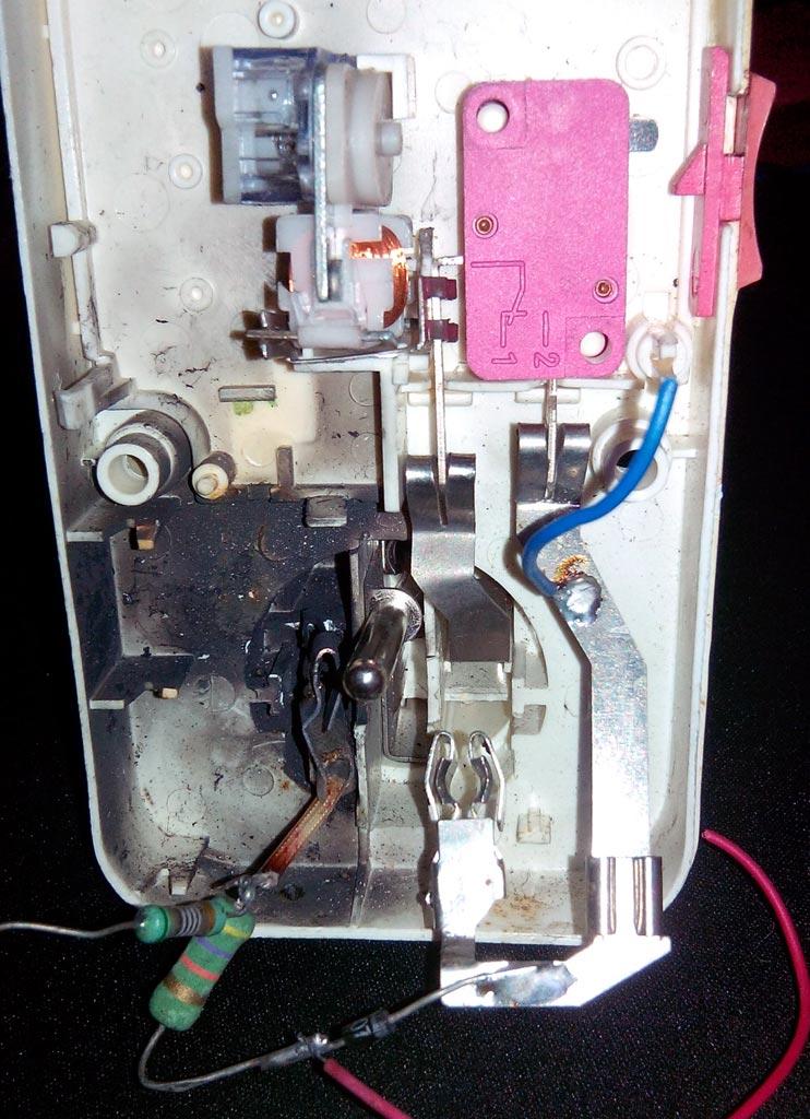 Bricovid o lectricit conseils d pannage probl me court circuit programmateurs m caniques - Probleme electrique maison court circuit ...