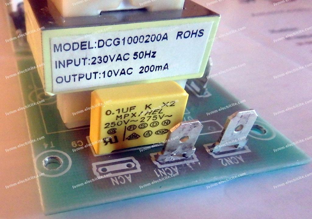 dépannage radiateur électrique à fluide caloporteur
