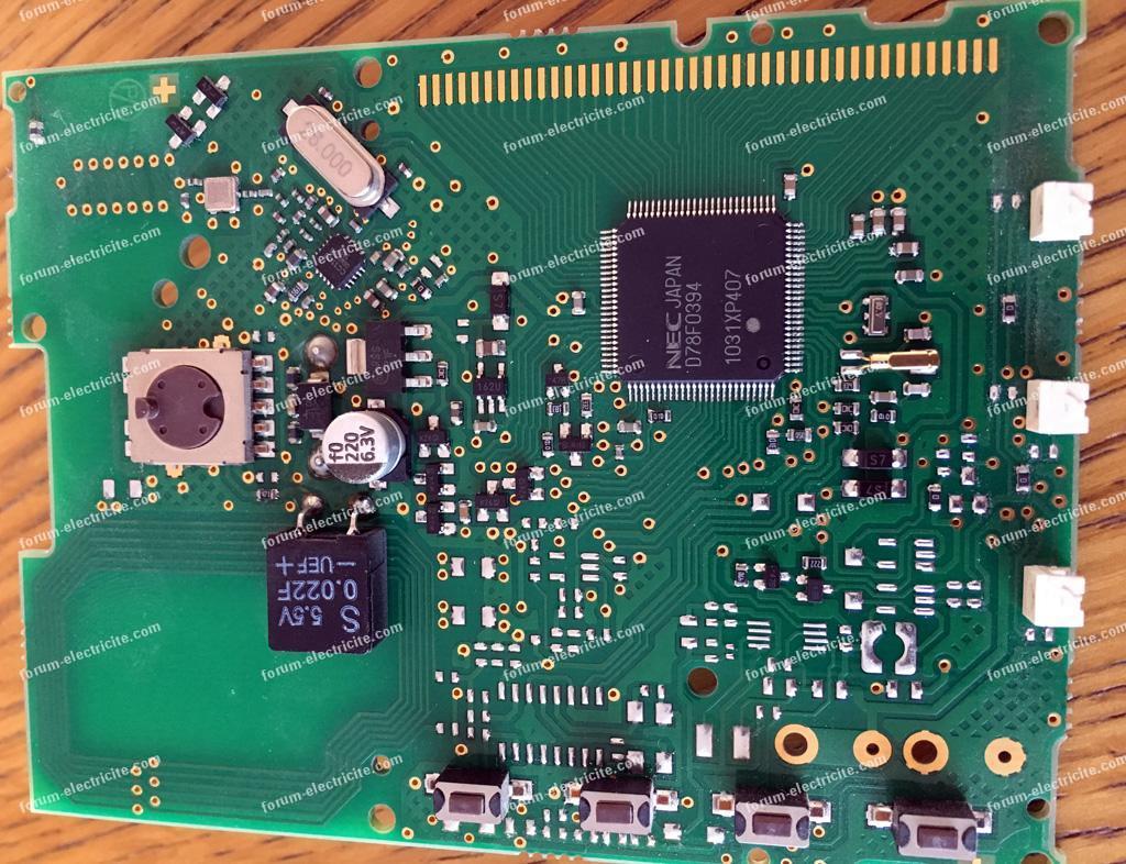 dépannage thermostat Delta Dore Calybox 230