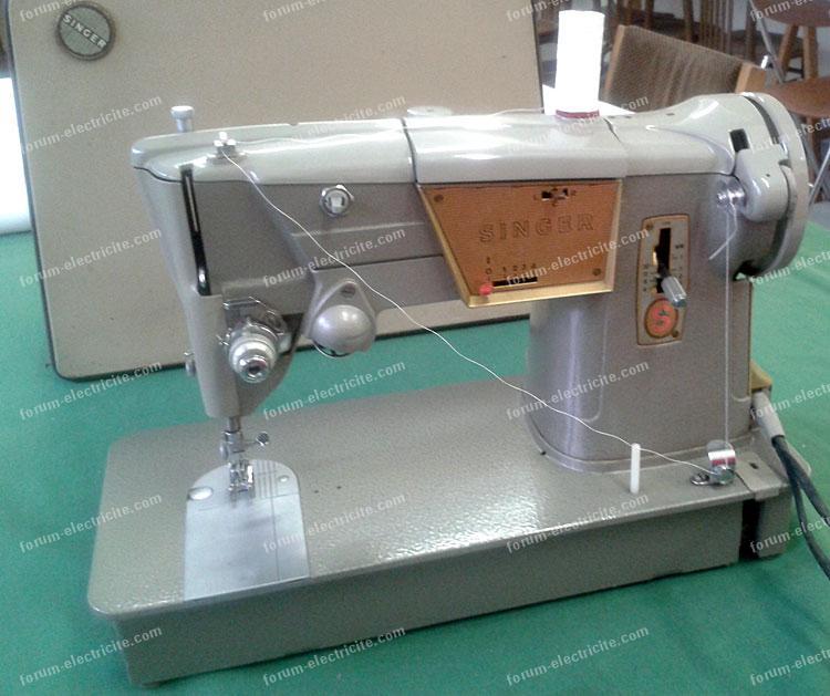 Forum lectricit conseils d pannage vieille machine for Machine a coudre omnia