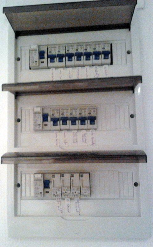 desequilibrage installations electriques triphase 06