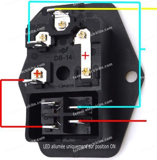 diagram A alimentation imprimante 3D