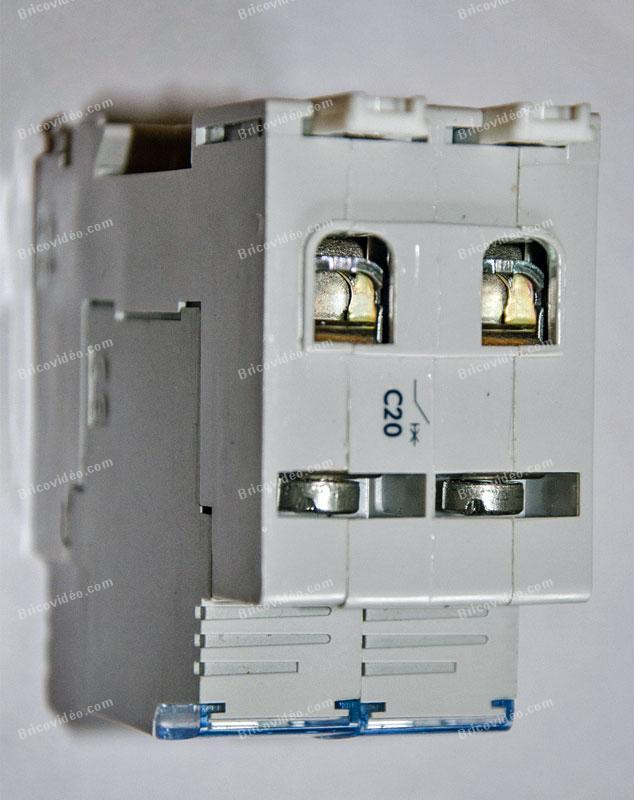 disjoncteur c20