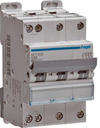 disjoncteur Hager NFT 840 Photo non contractuelle