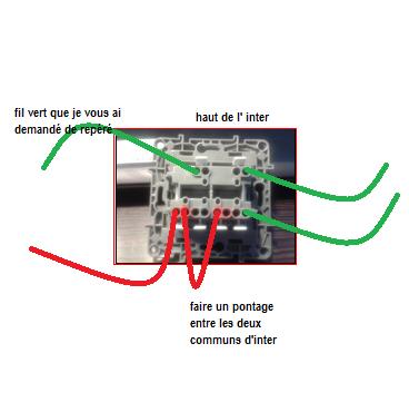 Remplacement interrupteur Legrand Chambord