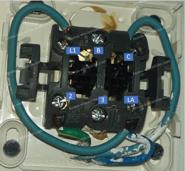 doublon 186030 interrupteur