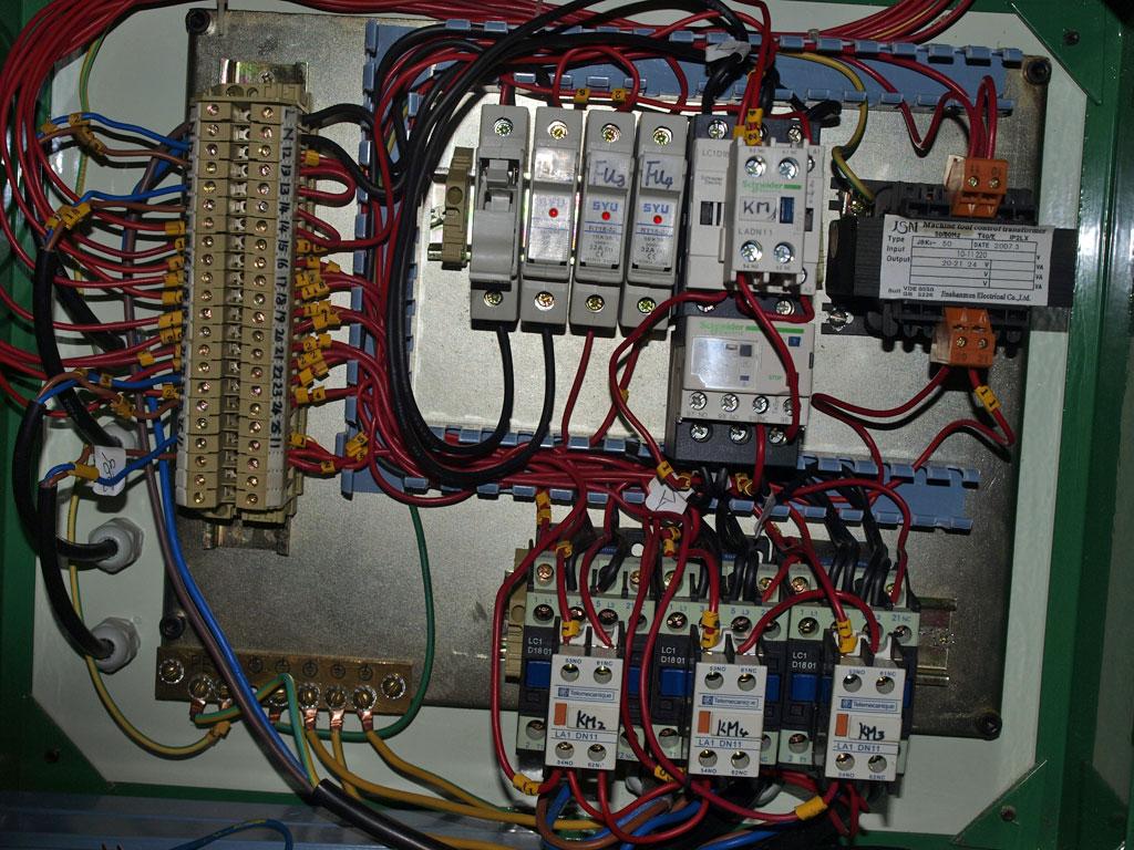 ensemble électrique combiné bois