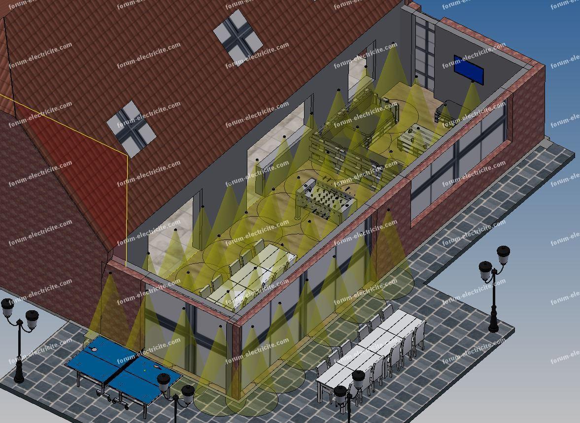 extension installation électrique