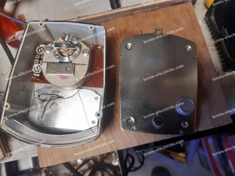 réparation luxmètre