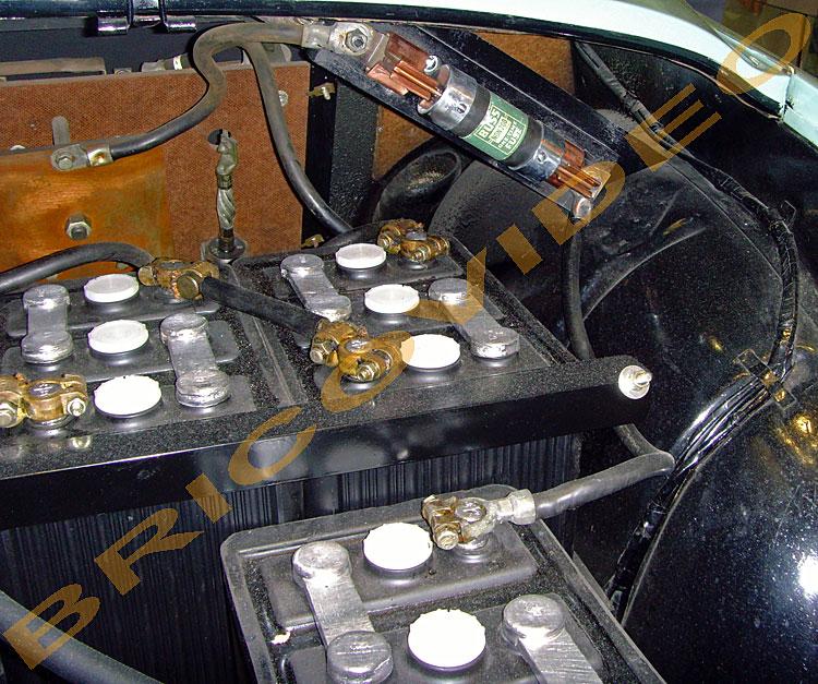 fusible voiture electrique